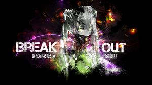 Break Out Miku Black by Secton