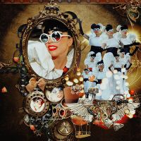Marry the night by gagauniverse