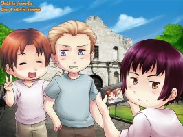 APH Alamo Tourists by sammich
