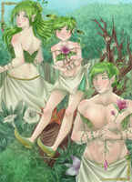 Minaya's Commission - Spring will always return by MordredsLullaby