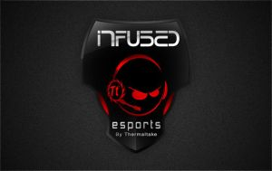 Infused Tt eSports logo by JonnyBurgon