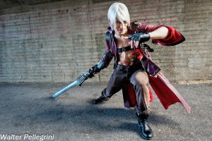 Rebellion Essence - Dante DMC3 Cosplay by Leon C. by LeonChiroCosplayArt