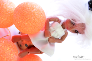 White and Orange by musumedesu