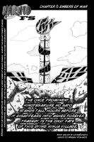 Naruto FS: Chapter 1 Cover by ultima0chaotic