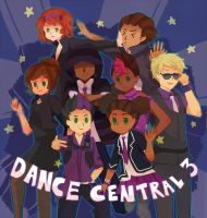 dance central: DC2 DCI by moondazzle