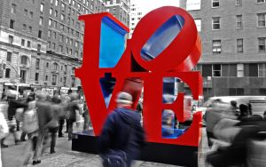 Love NY by Yuseda