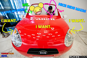 Deadmau5: I love my ride by devinstyler