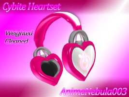 Cybite Heartset - AN003 by AnimeNebula003