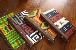 Ghana Journals by KCJoughDoitch