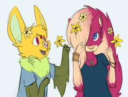 girly time by blinding-eclips