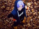 Trunks Cosplay  Daragonball Z by Caydance
