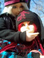 BJD Welcome to our Wonderland 2 by darkmousi