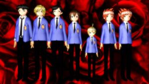 Ouran Models- New workable DL by luckygirl88