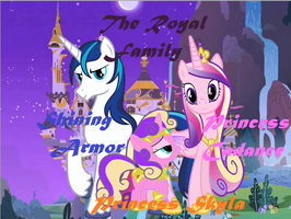 The Royal Family by x-Princess-Cadance-x