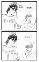 death note fun fun by saragraceberman