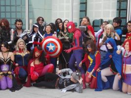 AX2014 - Marvel/DC Gathering: 021 by ARp-Photography