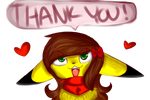 Thank You For 300+ Watchers! by ThePikachu368
