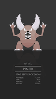 Pinsir by WEAPONIX