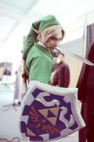 Link on Backstage by egomotion