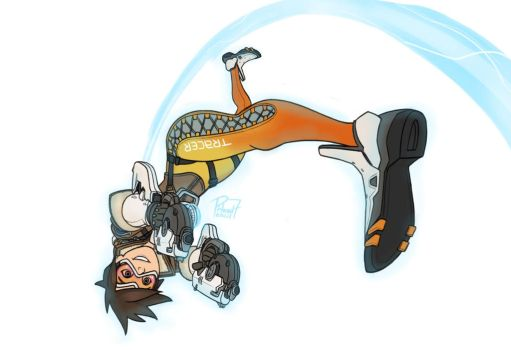 Tracer by pencilHead7