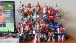Collection Star Saber et Superion by RadimusSG