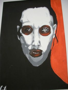 Marilyn Manson by CorruptWench