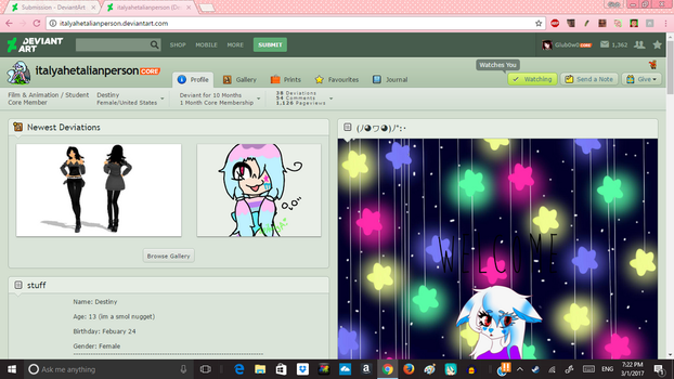 OMG WWHHA tHIS AMAZING PERSON GAVE ME CORE E? by Milkysoap