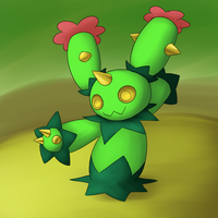 Prickly Pear by Nuggets-Day