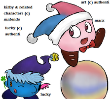 Lucky and Marx by Authenti