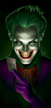 The Joker by jossielara