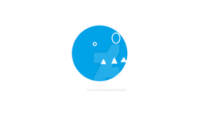 Bluberry Logo by TomHologram