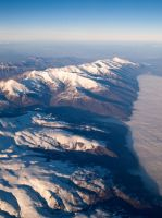 Above Sar Planina by rantasa