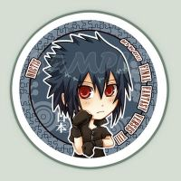 FINAL FANTASYvXIII Noctis btn. by Quiss