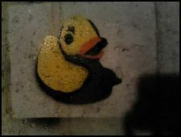 ducky stencil by ktrcoyote