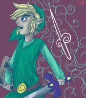 Wind Waker Colour by RussianWallet