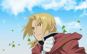 Edward Elric Wallpaper by ng9 by ng9