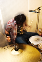 Drumming Solo by Estranged89