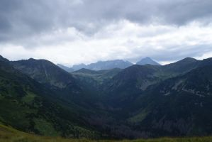 Mountain Stock 7 by AsiaAndEric-Stock