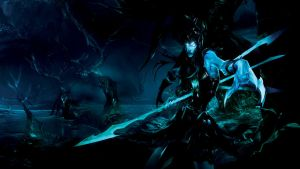 League of Legends: Kalista, the Spear of Vengeance by Nightfall1007