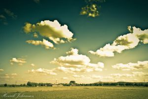 The Golden Clouds by LordHenkutt