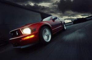 Ford Mustang GT Cs by Basra