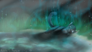 .:Bluestar:. Serenity by MorningDesiree