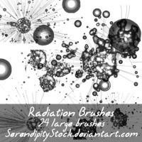 Radiation Brushes by SerendipityStock