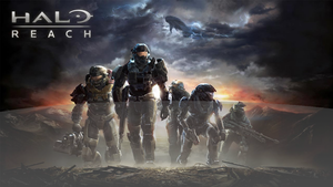 Halo Reach Xbox 360 Theme by metropolis92