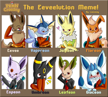 The Solutions to the Eeveelutions by HockeyPocky