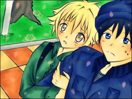 Craig x Tweek -Creek- by Hoshiii-Chann