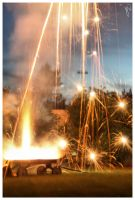 Fireworks 03 by JWhile