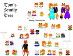 Family Tree Updated by TomTheFox