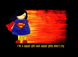 super girl by MSLucy