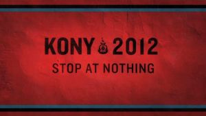 Stop Kony! by ancientanger